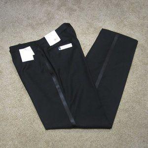 Calvin Klein Suits & Blazers - Calvin Klein Black Slim Fit Tuxedo Pants NWT